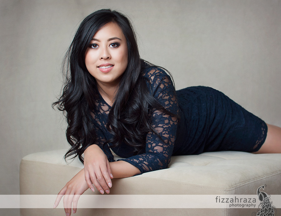 bay area glamour portrait of anna wu art for art